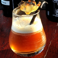 Mazagran Ch'cold brew