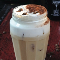 Ch'cold latte